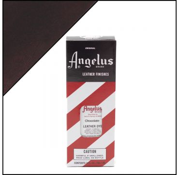 Angelus Leather Dye Chocolate 88ml