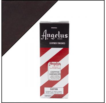 Angelus Leather Dye Coffee 88ml