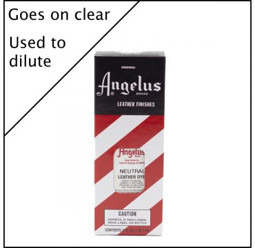 Angelus Leather Dye Neutral 88ml