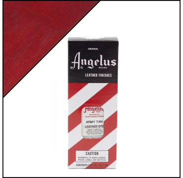 Angelus Leather Dye Army Tan 88ml