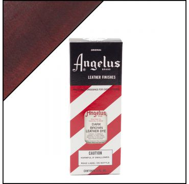 Angelus Leather Dye Dunkelbraun 88ml