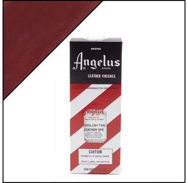 Angelus Leder Dye English Tan 88ml