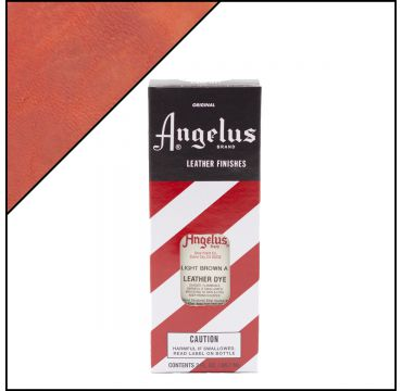 Angelus Leather Dye Hellbraun 88ml