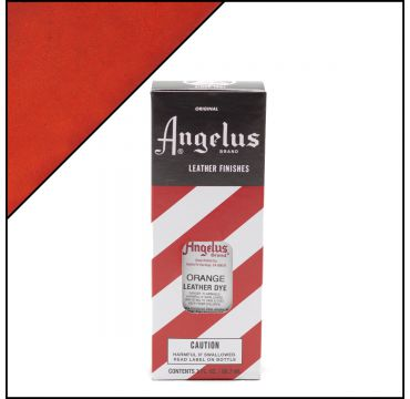 Angelus Leather Dye Orange 88ml