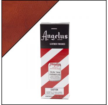 Angelus Leather Dye Sun Tan 88ml