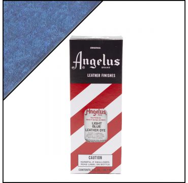 Angelus Leather Dye Hellblau 88ml