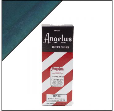 Angelus Leather Dye Türkis 88ml