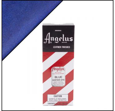 Angelus Leather Dye Blau 88ml