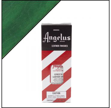 Angelus Leather Dye Grün 88ml