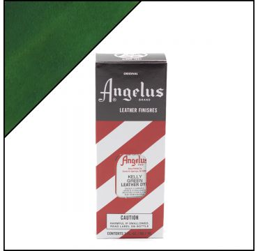 Angelus Leather Dye Kelly Green 88ml