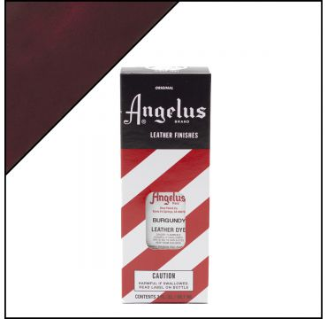 Angelus Leather Dye Burgunderrot 88ml
