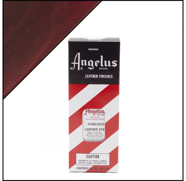 Angelus Leather Dye Oxblood 88ml