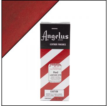 Angelus Leather Dye Rot 88ml