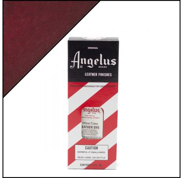 Angelus Leather Dye Wein 88ml