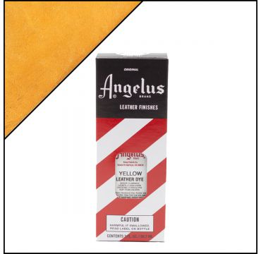 Angelus Leather Dye Gelb 88ml