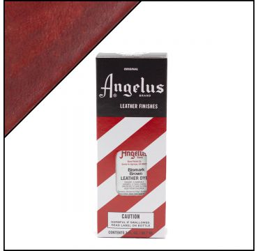 Angelus Leather Dye Bismarck Braun 88ml