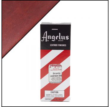Angelus Leather Dye Brandy 88ml