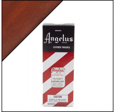 Angelus Leather Dye Rostbraun88ml