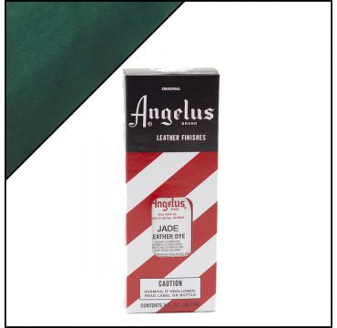 Angelus Leather Dye Jade 88ml