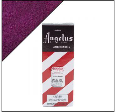 Angelus Suede Dye Wine-tone 88ml
