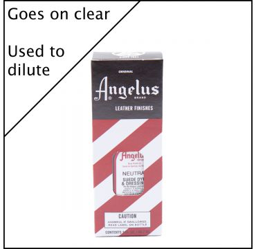 Angelus Suede Dye Neutral 88ml