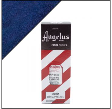Angelus Suede Dye Marineblau 88ml