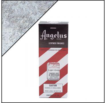 Angelus Suede Dye Hellgrau  88ml