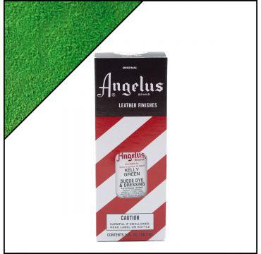 Angelus Suede Dye Kelly Green 88ml