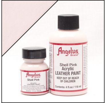 Angelus Lederfarbe Perlmutt Pink