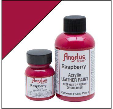 Angelus Lederfarbe Raspberry