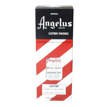 Angelus Leather Dye Blue Jean 88ml