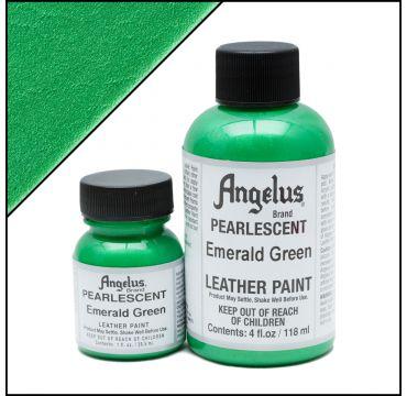 Angelus Pearlescent Emerald Grün