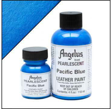 Angelus Pearlescent Pazifik Blau