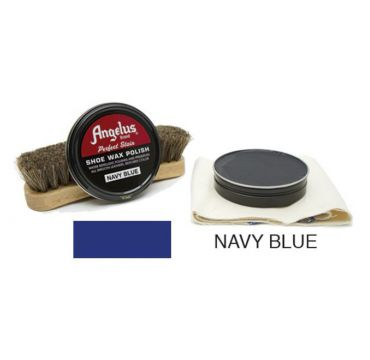 Angelus Shoe Wax Polish Marineblau